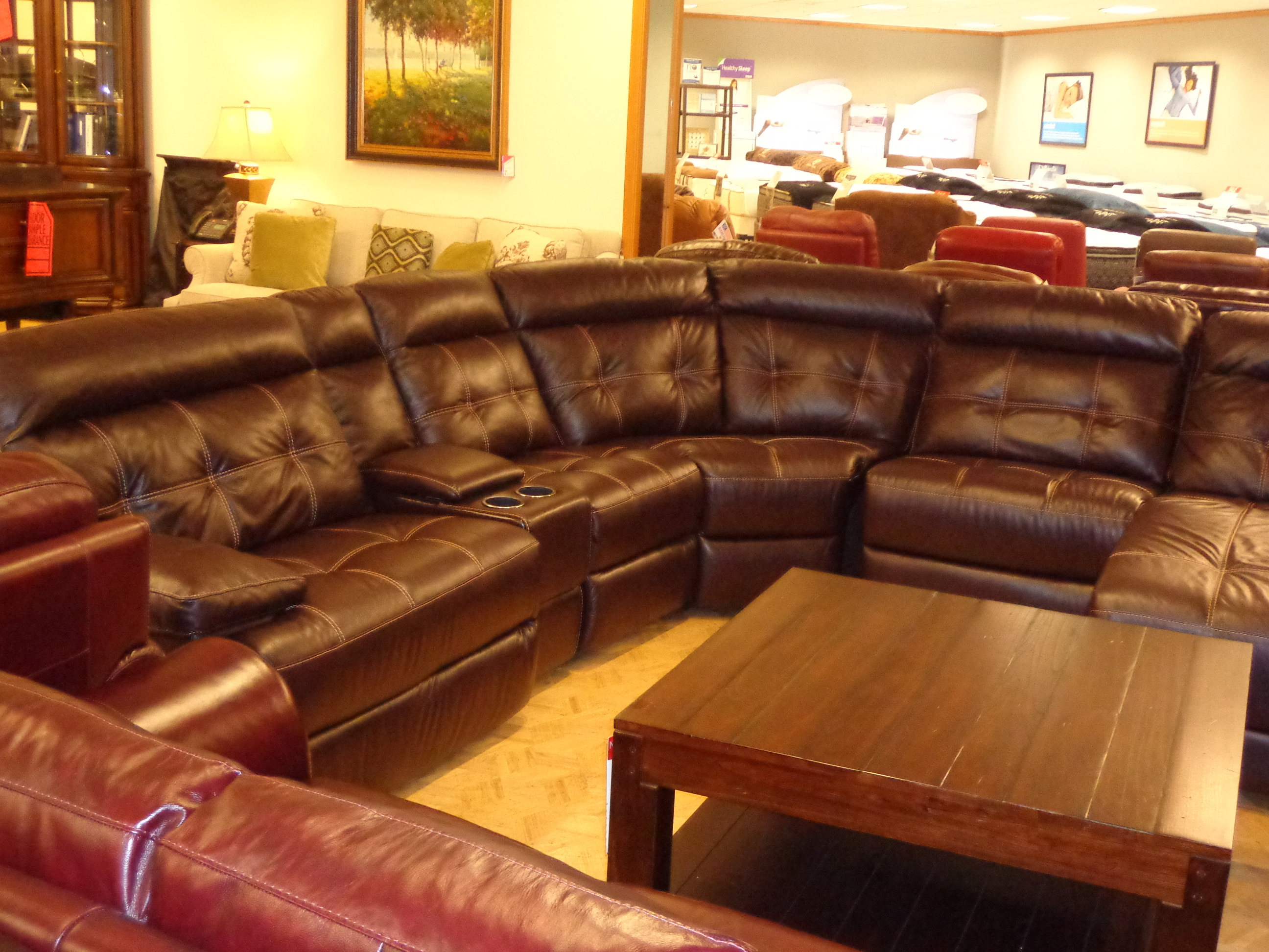 Dillards Leather Sofa Reverse Search