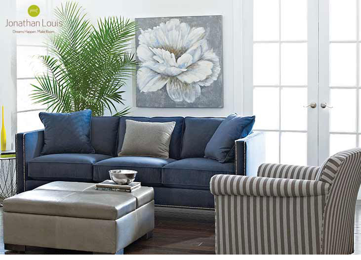 Jonathan Lewis Furniture >> Jonathan Louis Upholstered Dillard S Furniture