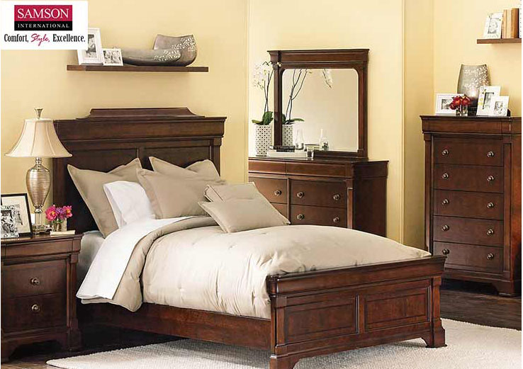 Samson Bedroom Dillard S Furniture