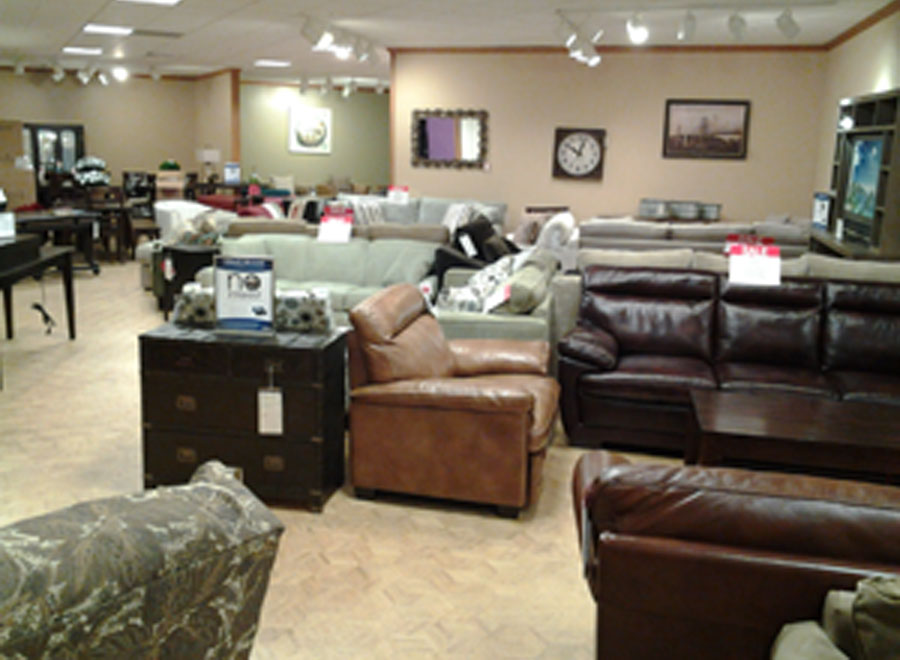 Our Show Room Floor Dillard S Furniture