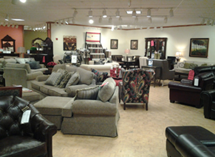Our Show Room Floor Dillard S Furniture
