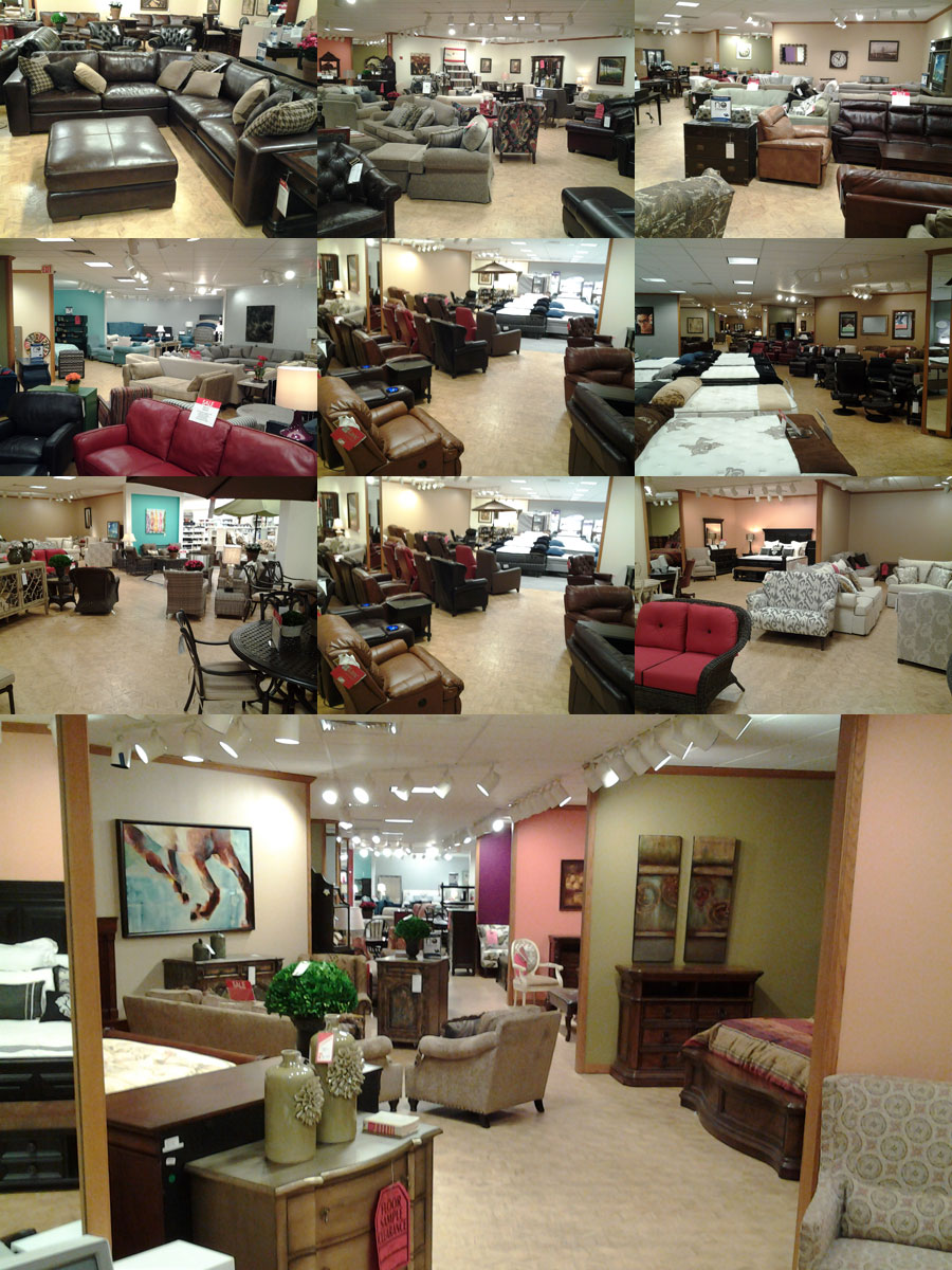 Leather Furniture Tulsa